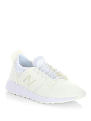 New Balance Wrl 420 Mesh Lace-up Sneakers