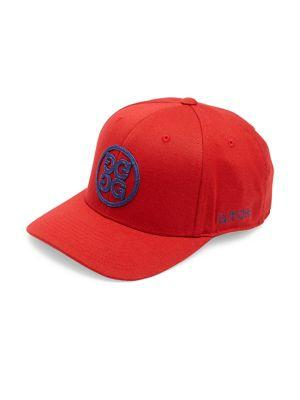 G/fore Embroidered Logo Cap
