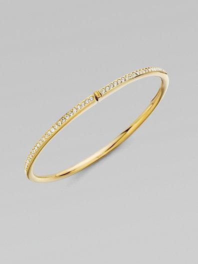 Adriana Orsini Channel-set Bracelet