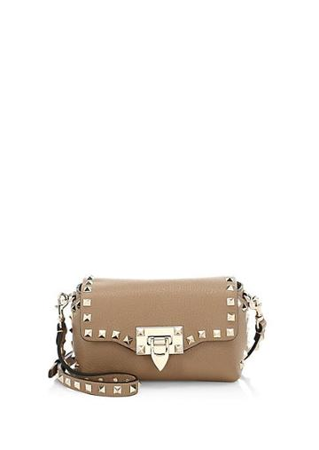 Valentino Garavani Rockstud Mini Crossody Leather Bag
