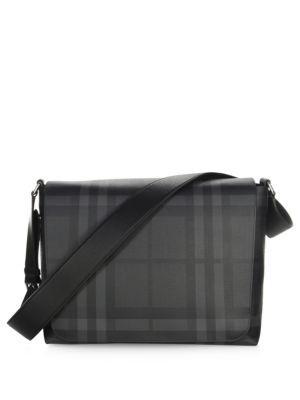 Burberry London Check Messenger Bag