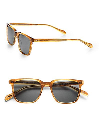 Oliver Peoples Nom De Guerre Acetate Sunglasses