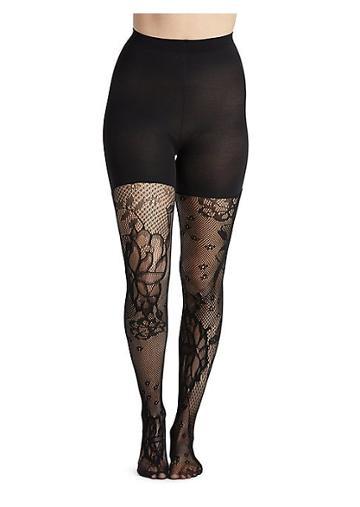 Spanx Lace Tights