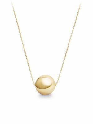 David Yurman Solari Pendant Necklace In 18k Yellow Gold