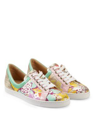 Christian Louboutin Flamingirl Sneakers