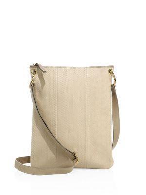 A.l.c. Watersnake Leather Bag Messenger Bag