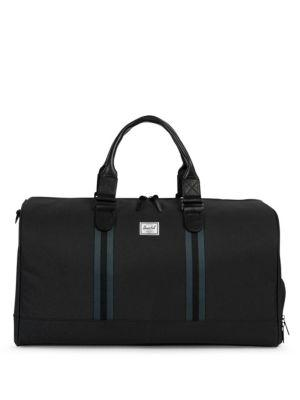 Herschel Supply Co. Novel Striped Duffle Bag