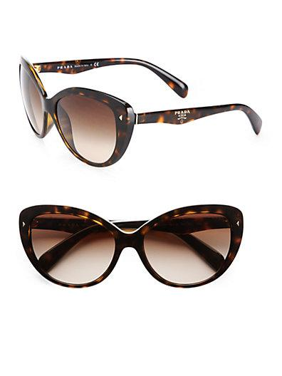 Prada Cat's-eye Sunglasses