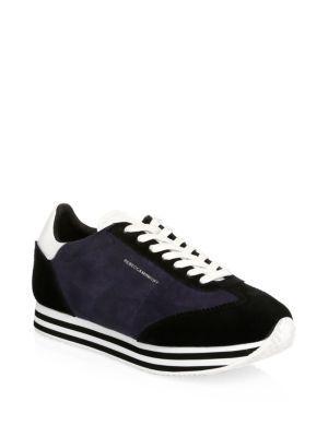 Rebecca Minkoff Susanna Suede Sneakers