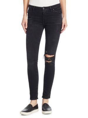 Alchemist Gina Less Loaded Rings Skinny Jeans