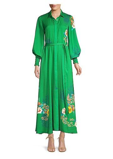Alexis Yadira Floral Midi Dress