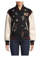 Joie Asuna Varsity Jacket