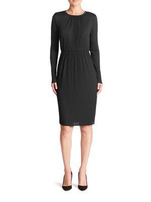Max Mara Xiria Long Sleeve Dress
