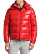 Moncler Maya Hooded Puffer Jacket
