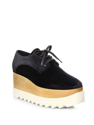 Stella Mccartney Exclusive Creeper Sneakers