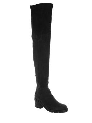Ld Tuttle The Stack Leather Over-the-knee Boots