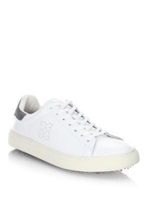 G/fore Leather Sneakers