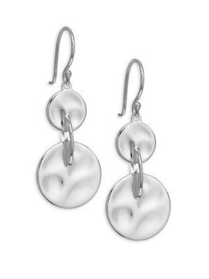 Ippolita Connected Sterling Silver Earrings