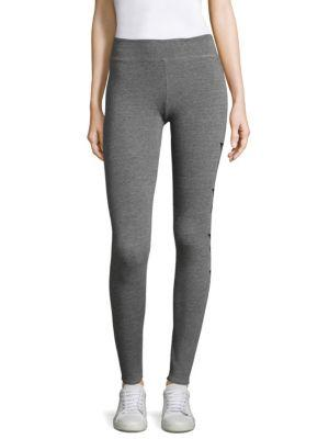 Sundry Side Star Yoga Pants