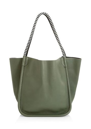 Proenza Schouler Large Super Lux Leather Tote