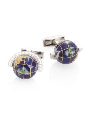 Tateossian Globe Cuff Links