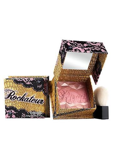 Benefit Cosmetics Rockateur Rose-gold Blush