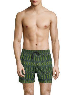 Dan Ward Printed Swim Shorts