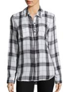 Splendid Plaid Long Sleeve Shirt