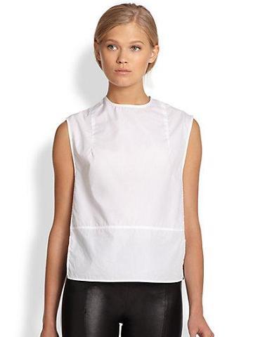 Acne Studios Rasa Cotton Poplin Shirt
