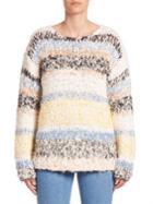 Chloe Knit Striped Sweater