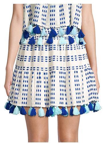 Tessora Morena Tassel Skirt