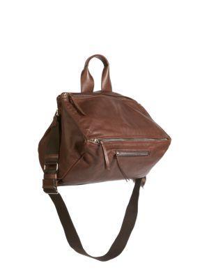 Givenchy Solid Messenger Bag