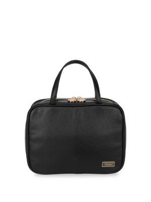Stephanie Johnson Galapagos Noir Traveler Cosmetic Bag