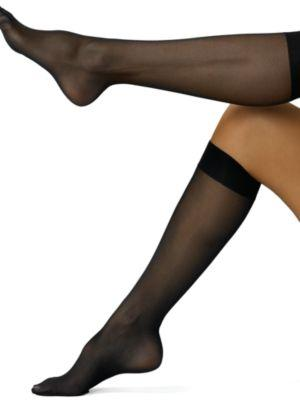 Wolford Satin Touch 20 Sheer Knee Highs