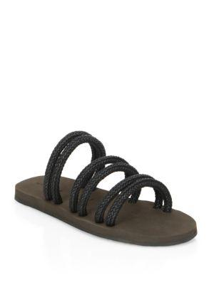 Dan Ward Corded Slip-on Sandals