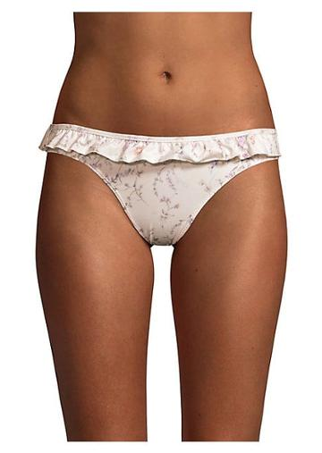 Loveshackfancy Riviera Bikini Bottom