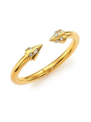Vita Fede Titan Asteria Crystal Marquis Bracelet