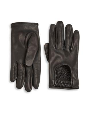 Brunello Cucinelli Leather Driving Gloves