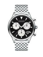 Movado Heritage Calendoplan Stainless Steel Bracelet Watch