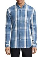 Joe's Plaid Cotton Shirt
