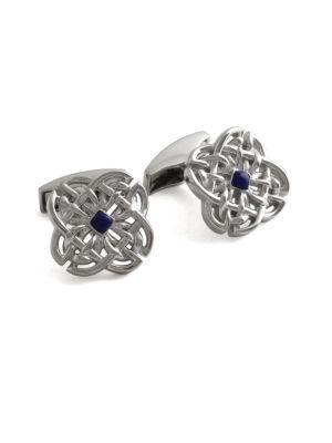 Tateossian Celtic Knot Cufflinks