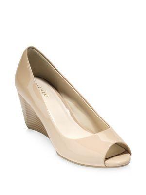 Cole Haan Sadie Open Toe Wedge Sandals
