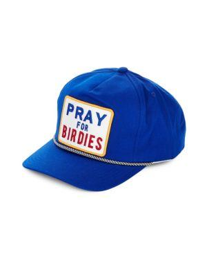 G/fore Pray For Birdies Cotton Baseball Cap