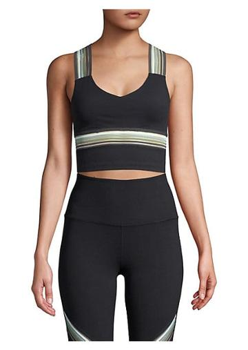 Beyond Yoga Get Your Filament Cropped Top