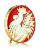 Estee Lauder Year Of The Rooster Powder Compact