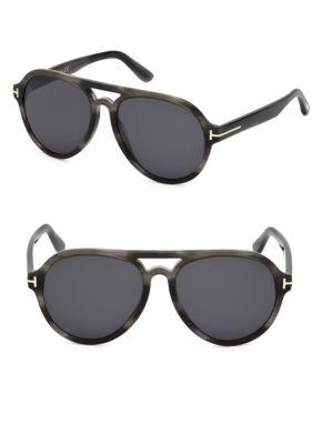 Tom Ford Eyewear Exclusive Aviator Sunglasses