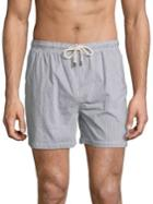 Solid And Striped Classic Sagaponack Striped Shorts