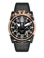Ct Scuderia Touring Rose Gold Ip Stainless Steel Watch