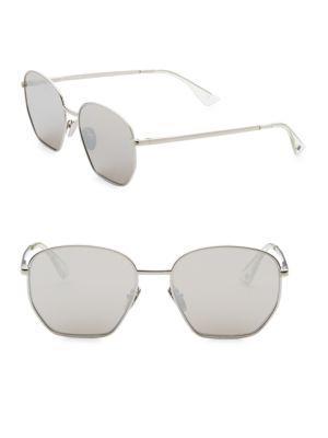 Le Specs Luxe 55mm Ottoman Sunglasses
