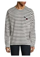The Kooples Stripe Cotton Shirt